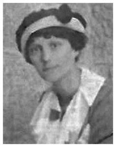 Suzanne de Chazal Croix rouge americaine 2