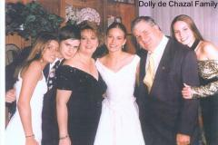 Dolly de Chazal Family