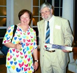 Christiane Galland (Suisse), Pierre de Chazal (Australie)