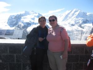 Roxana Giordano et Suzanne de Chazal