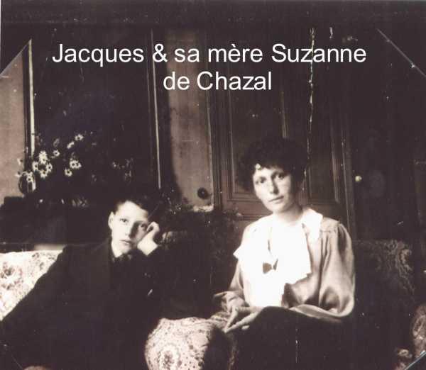 Jacques Poutet de Chazal