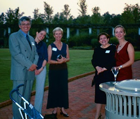 Guido de Chazal (Bolivia), Olivia de Chazal (Bolivia), Claudine de Chazal (France), Ana Maria de Chazal (Bolivia), Isabelle de Chazal (France)