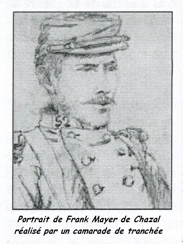 Portrait F. Mayer de Chazal